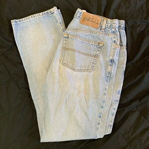 • vintage express bleus jeans •